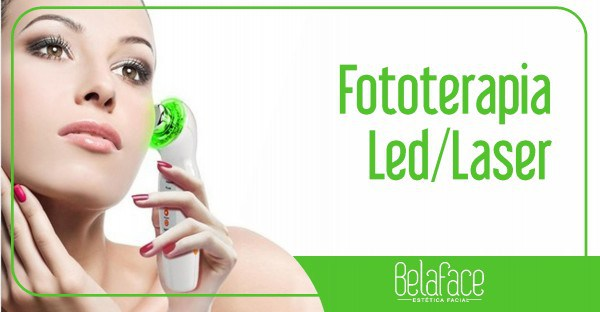 Fototerapia Led Laser