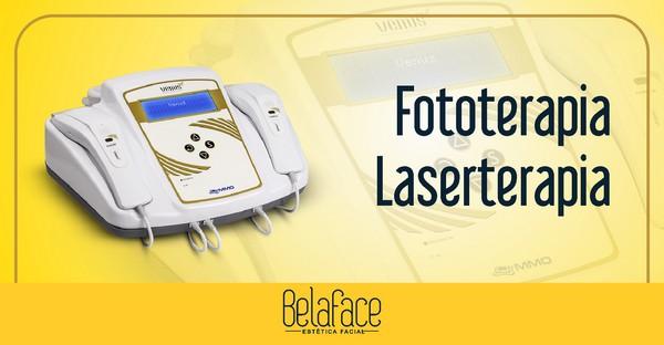 Fototerapia Laserterapia