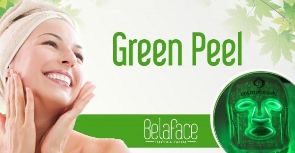 Peeling Green Peel
