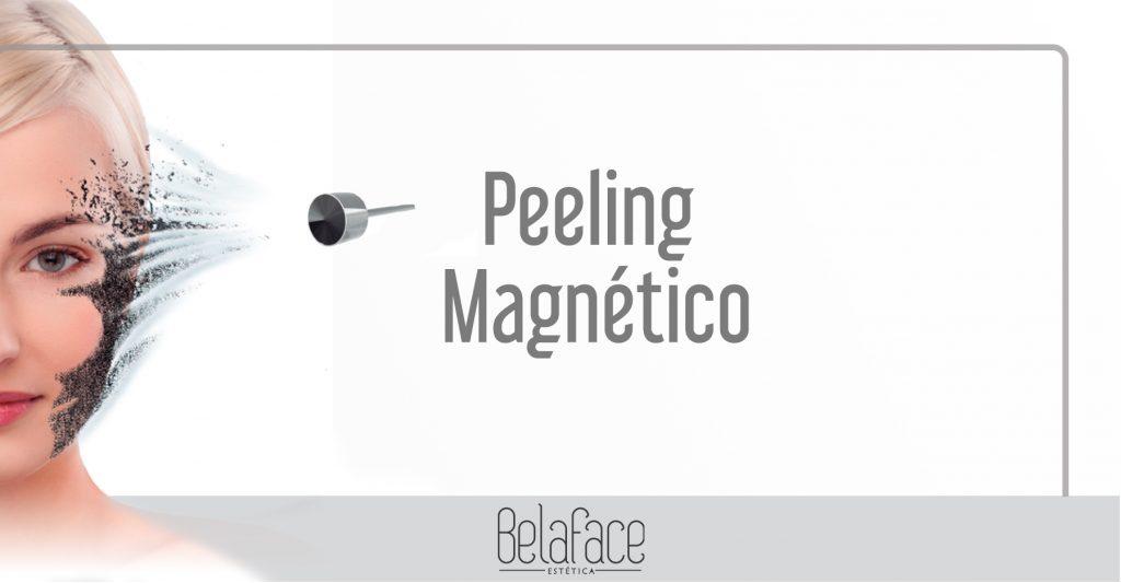 Peelling Magnético